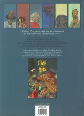 Verso de Gitans des mers -1- Tome 1