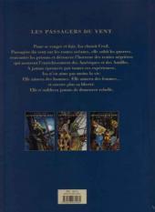 Verso de Les passagers du vent -INTFL1- Tomes 1-2