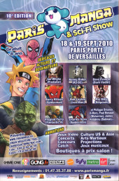 Verso de Marvel Heroes (Marvel France - 2007) -35- Puissants/noirs (2/2)