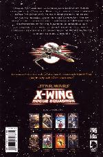 Verso de Star Wars - X-Wing Rogue Squadron (Delcourt) -8- Fidèle à l'Empire