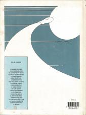 Verso de Le vagabond des Limbes -8b1990'- Pour trois graines d'éternité
