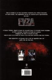 Verso de FVZA (Federal Vampire & Zombie Agency) -2- Tome 2