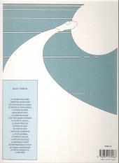 Verso de Le vagabond des Limbes -11b1991'- Le masque de kohm