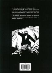 Verso de Alack Sinner -INT1- L'âge de l'innocence