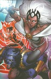 Verso de Astonishing X-Men (kiosque) -64- Exogénétique