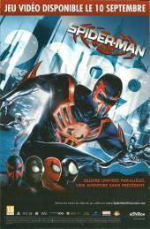 Verso de Wolverine (Marvel France 1re série) (1997) -200- Le meilleur dans sa partie