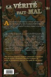 Verso de Preacher (Panini Comics) -8- L'enfer vient avec lui