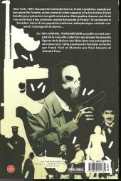 Verso de Punisher Noir - La Guerre pour patrie