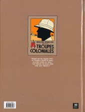 Verso de Commando colonial -3- Fort Thélème
