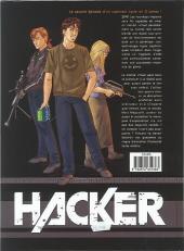 Verso de Hacker -2- In extremis