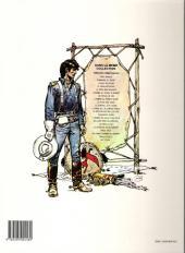 Verso de Blueberry -6c1988- L'homme à l'étoile d'argent