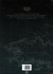 Verso de Le gardien du Feu -INT- Intégrale