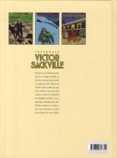Verso de Victor Sackville -INT7- L'intégrale - volume 7