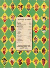 Verso de Blake et Mortimer (Historique) -5b59- La Marque Jaune