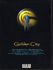 Verso de Golden City -4- Goldy