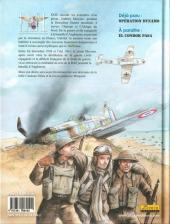 Verso de F.A.F.L Forces Aériennes Françaises Libres -1- Opération Dynamo