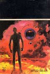 Verso de Vengeur (2e Série - Arédit - Comics Pocket) -2- L'éponge monstrueuse
