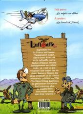 Verso de Luftgaffe 44 -1- Les aigles en délire