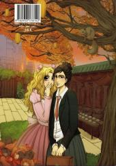 Verso de Manga 10000 images -3- Le manga au féminin