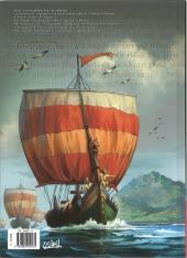 Verso de Les carnets secrets du Vatican -4- Les Tenailles (1/2)