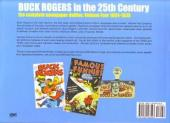 Verso de Buck Rogers in the 25th century -4- Volume 4 : The complete newspapers dailies (1934-1935)