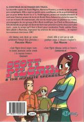 Verso de Scott Pilgrim -3- Scott Pilgrim & the Infinite Sadness