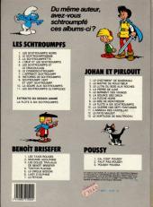 Verso de Les schtroumpfs -8b83a- Histoires de Schtroumpfs