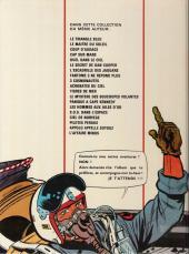 Verso de Dan Cooper (Les aventures de) -4c90- Cap sur mars