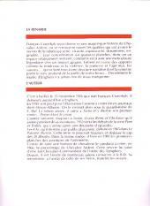 Verso de Chevalier Ardent (Rijperman et autres) -7- La Renarde