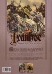 Verso de Ivanhoé (Sánchez) -2- L'assaut de Torquilstone