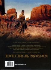 Verso de Durango -13b2008- Sans pitié