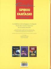Verso de Spirou et Fantasio -6- (Int. Dupuis 2) -10- 1972-1975