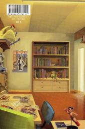 Verso de Manga 10000 images -2- Osamu tezuka : dissection d'un mythe