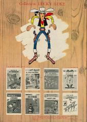 Verso de Lucky Luke -13b1981- Le juge