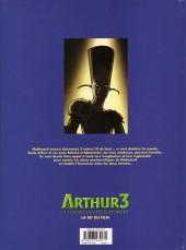 Verso de Arthur et la vengeance de Maltazard -3- La Guerre des deux mondes