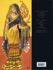 Verso de Djinn (Dufaux/Mirallès) -10- Le Pavillon des plaisirs