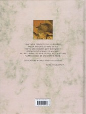 Verso de Murena -8- Revanche des cendres