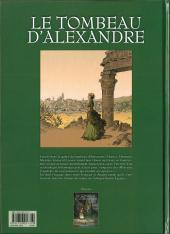 Verso de Le tombeau d'Alexandre -2- La Porte de Ptolémée