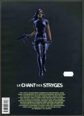 Verso de Le chant des Stryges -INT1- L'Intégrale - Tomes 1 à 3