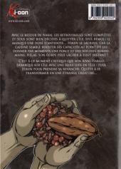 Verso de La mosca -6- Vol. 6
