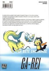 Verso de Ga-Rei - La bête enchaînée -8- Vol. 8