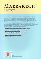 Verso de (AUT) Ferrandez -10- Marrakech - Itinéraires