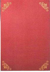 Verso de (DOC) Études et essais divers - Livre d'Or