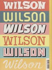 Verso de Wilson
