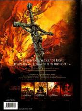 Verso de Le rêve de Jérusalem -3- La blanche lance