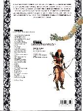 Verso de Thorgal (Les mondes de) - Kriss de Valnor -1- Je n'oublie rien !