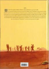Verso de À la recherche de la Licorne -INTa2010- Intégrale