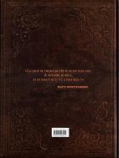 Verso de L'Étoile du désert -INTb- L'intégrale