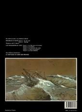 Verso de Les passagers du vent -1d1986- La fille sous la dunette