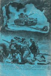 Verso de Raids -21- La roue du destin
